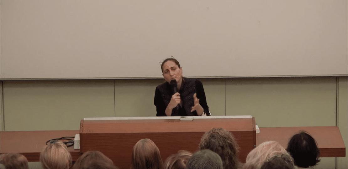 CM Introduction à la philosophie à l'hôpital – Autour de Roustang – Cynthia Fleury – 15 novembre 2016