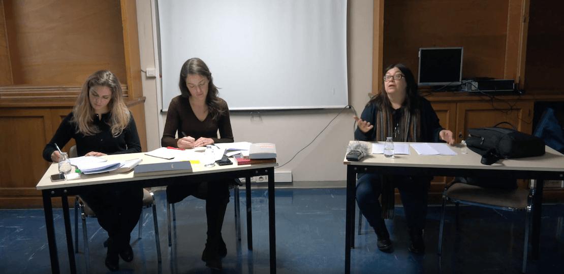 Soin et Compassion, le séminaire des doctorants – Le care comme concept transformateur de l'éthique – Sandra LAUGIER