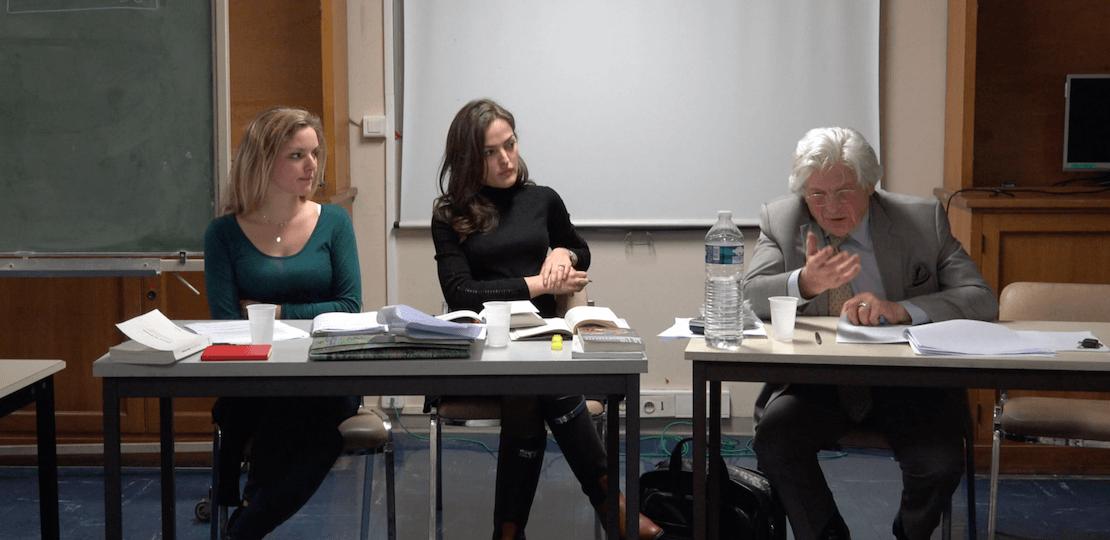 Séminaire Soin et Compassion – Abram DE SWAAN – 23 Février 2017