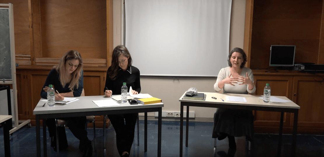 Soin et Compassion, le séminaire des doctorants – Julie Henry