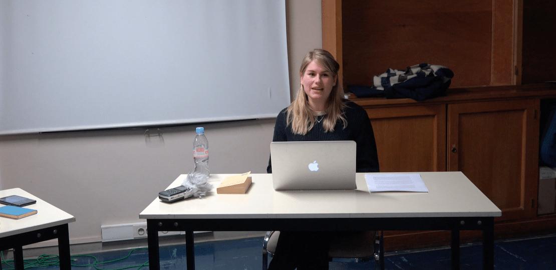 Soin et Compassion, le séminaire des doctorants – Laure BARILLAS
