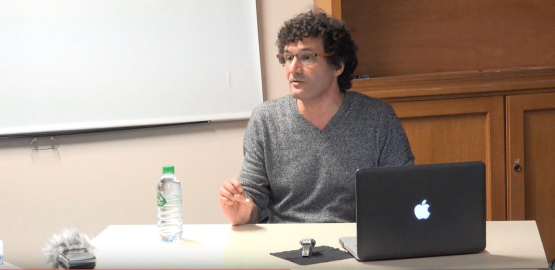 Soin et Compassion, le séminaire des doctorants - Luigi FLORA