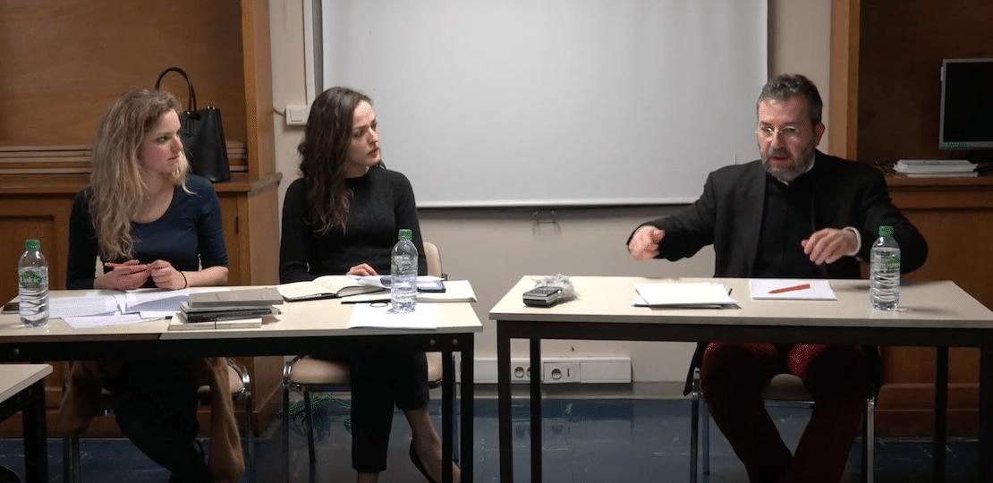 Séminaire Soin et Compassion – Petar Bojanic – 23 mars 2017