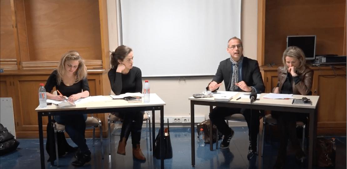 Séminaire Soin et Compassion – Guillaume Le Blanc & Fabienne Brugère – 9 mars 2017