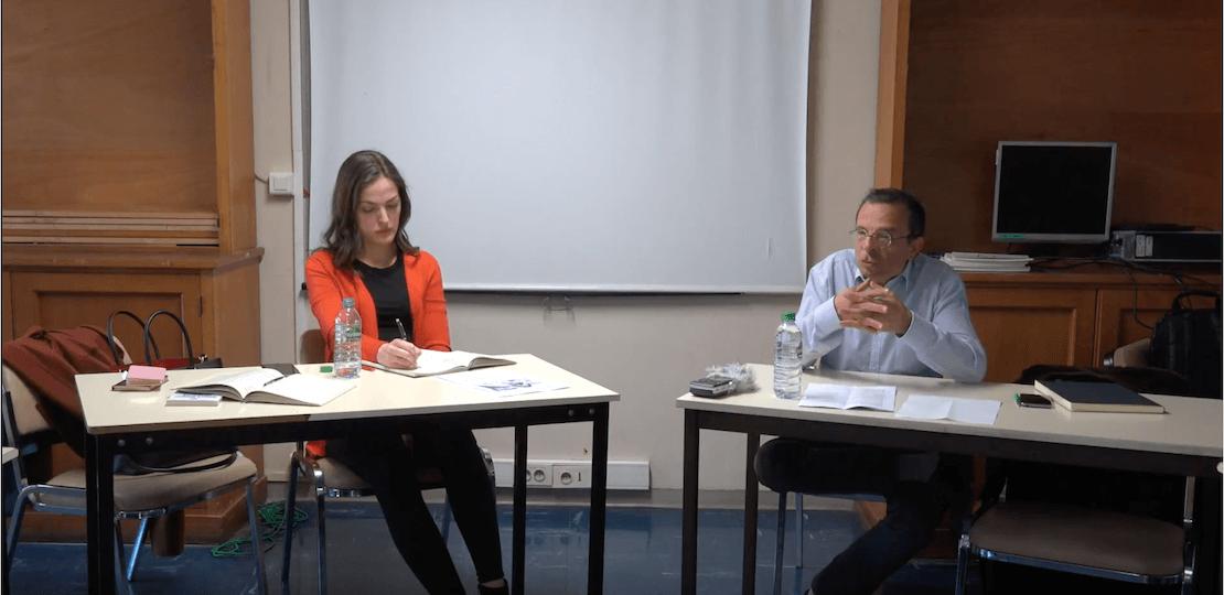 Séminaire Soin et Compassion – Eric Galam – 20 avril 2017