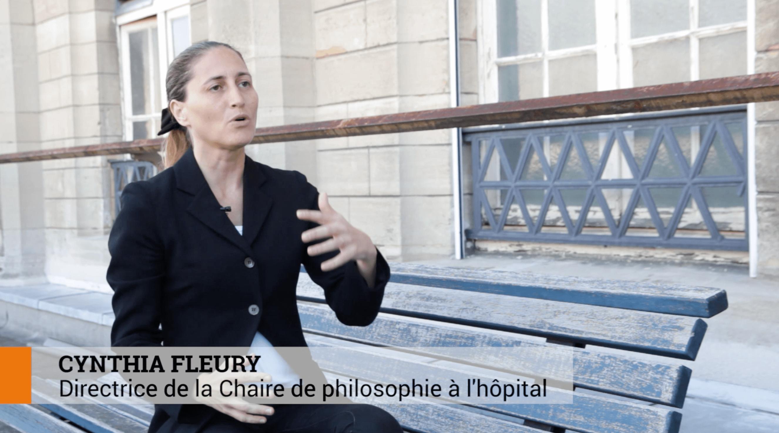 Qu'est-ce que la chaire de Philosophie à l'hôpital?