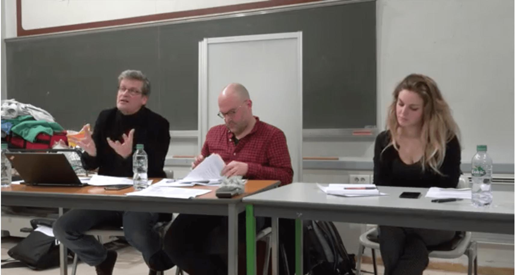 Le soin – Jean Philippe Cobbaut et Alain Loute