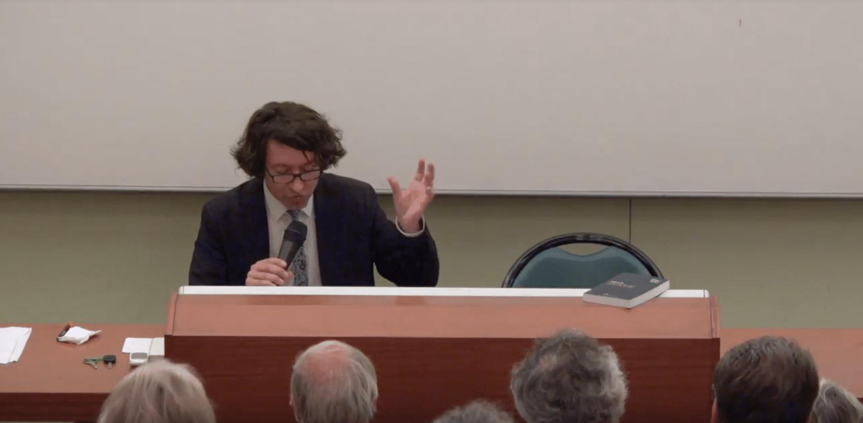 Eric Fiat : A propos de l'ouvrage Ode à la Fatigue