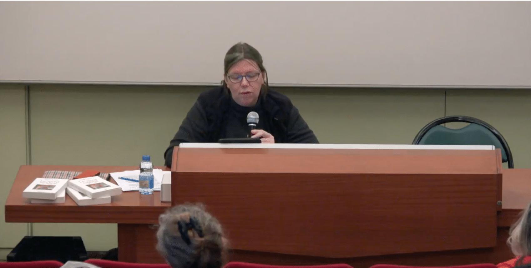 Anne Lécu : Le secret médical, intimité, corps et surveillance