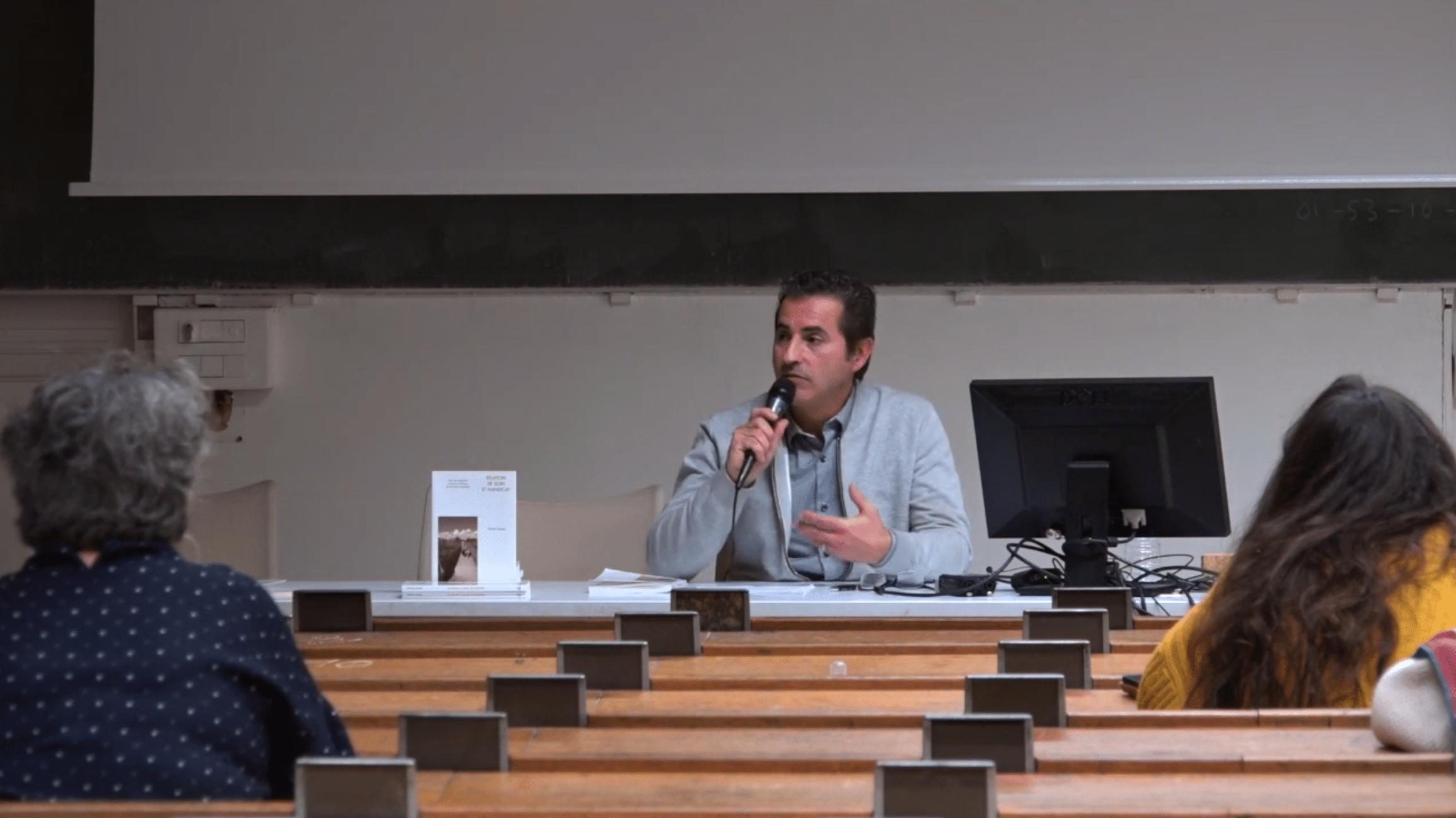 Patrick SUREAU : dépathologiser le handicap