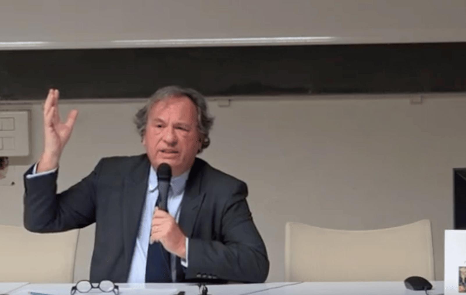 Charles JOUSSELLIN : réfléchir sur la douleur