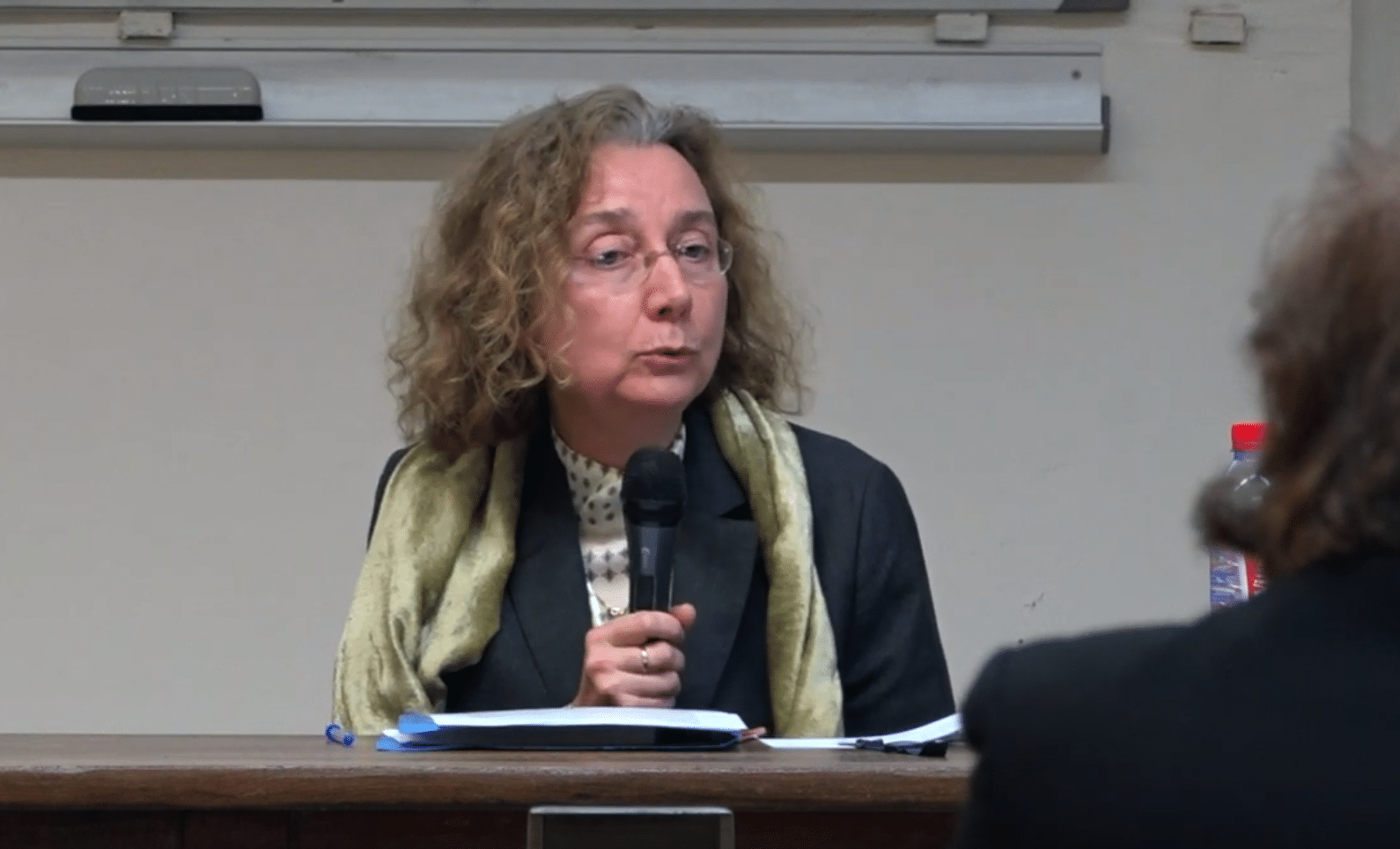 Isabelle BLONDIAUX : Soin et littérature