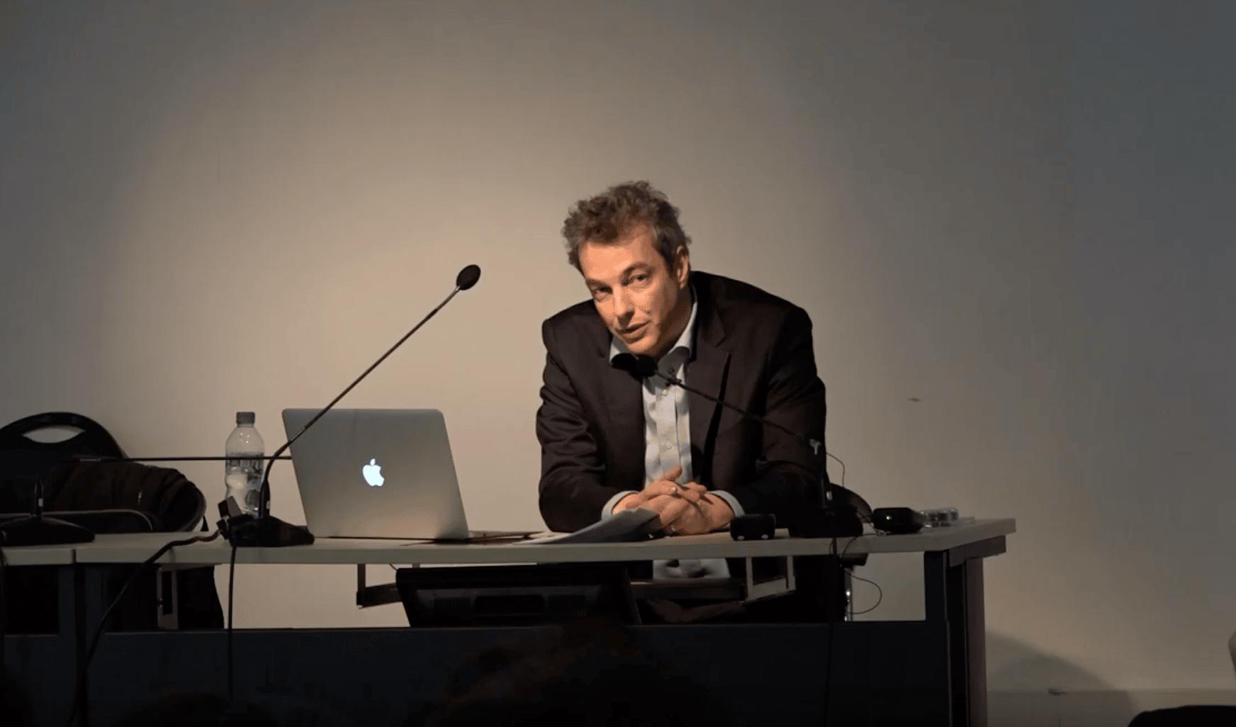 Luc Faucher – Le langage: espace de liberté et contrainte