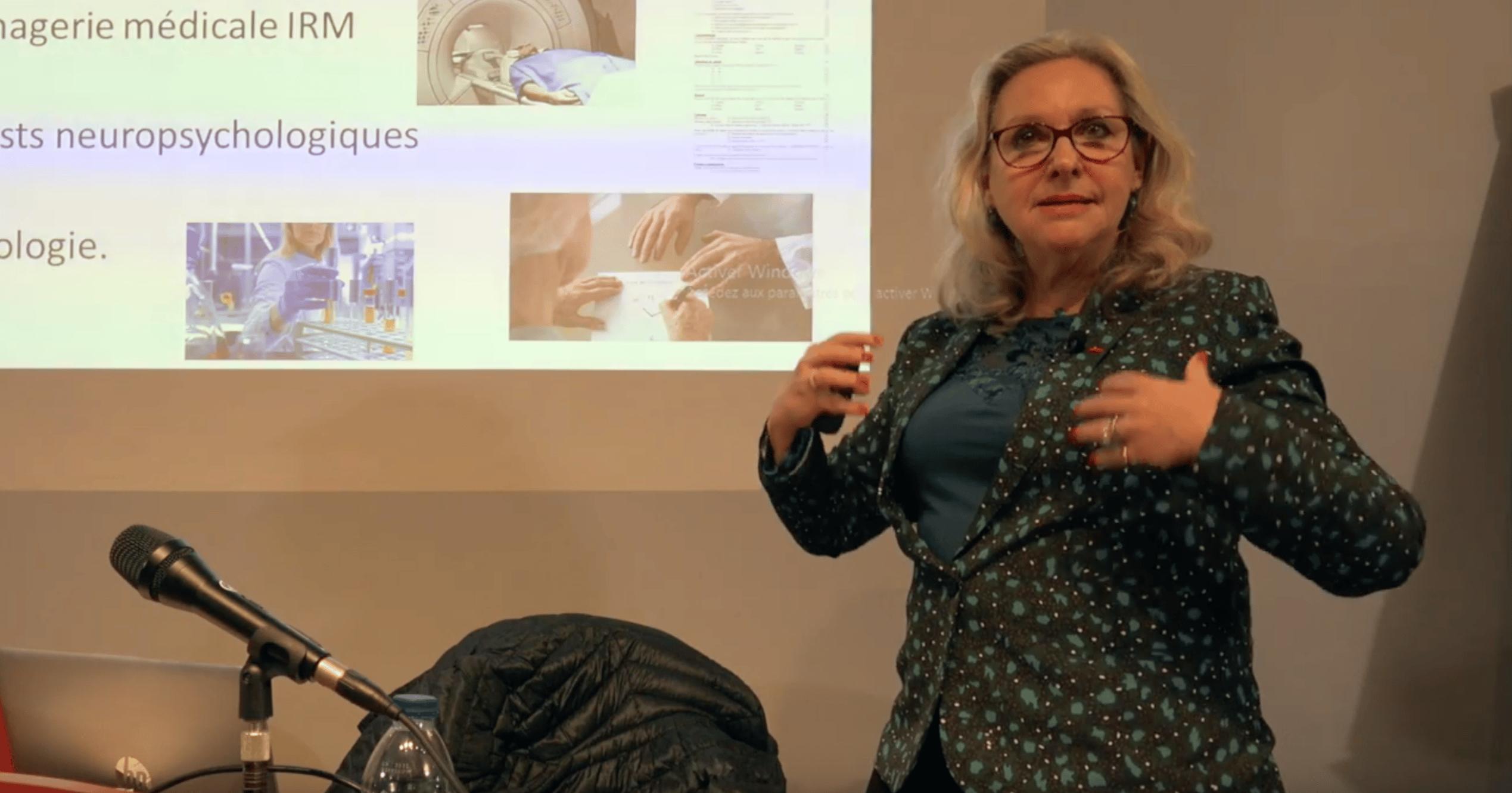Véronique Lefebvre des Noëttes – La clinique d'Alzheimer