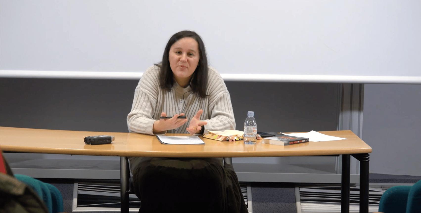 Marilyn Maeso – Qu'est ce qu'une crise de l'Homme ?