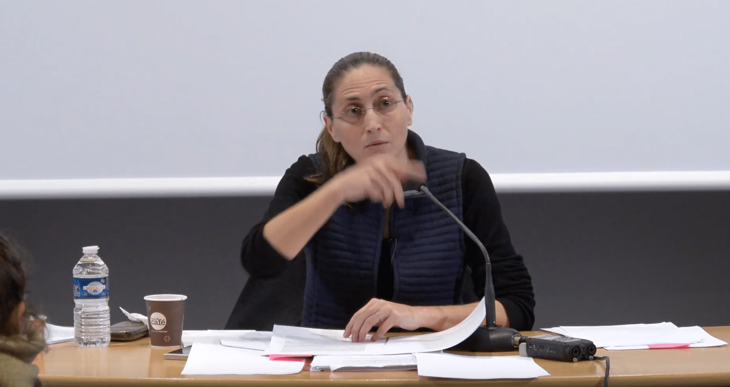 Cynthia Fleury – Qu'est-ce que le déni ? Face au refus de soin et au déni d'être malade