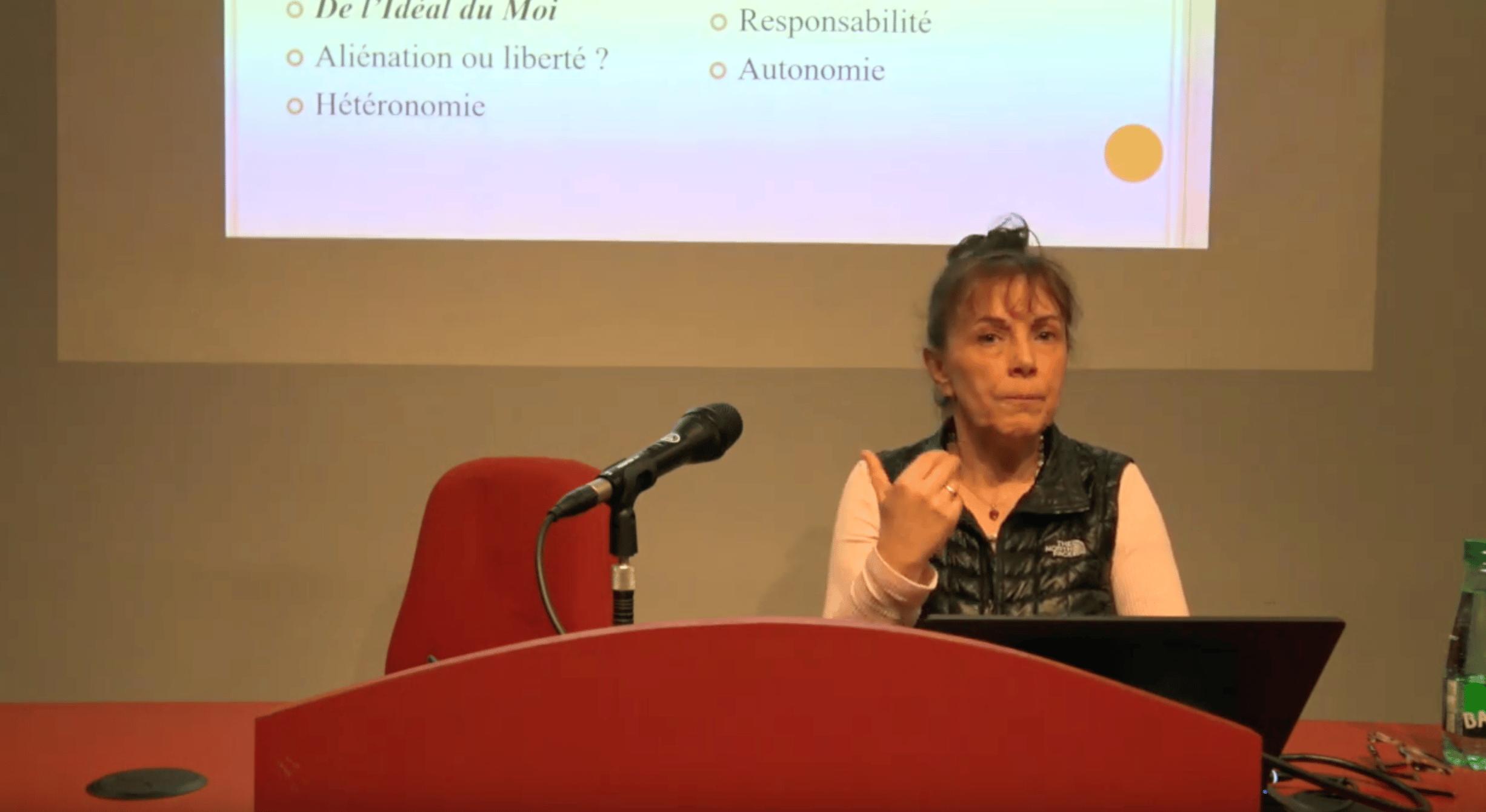 La honte dans le soin – Véronique Avérous