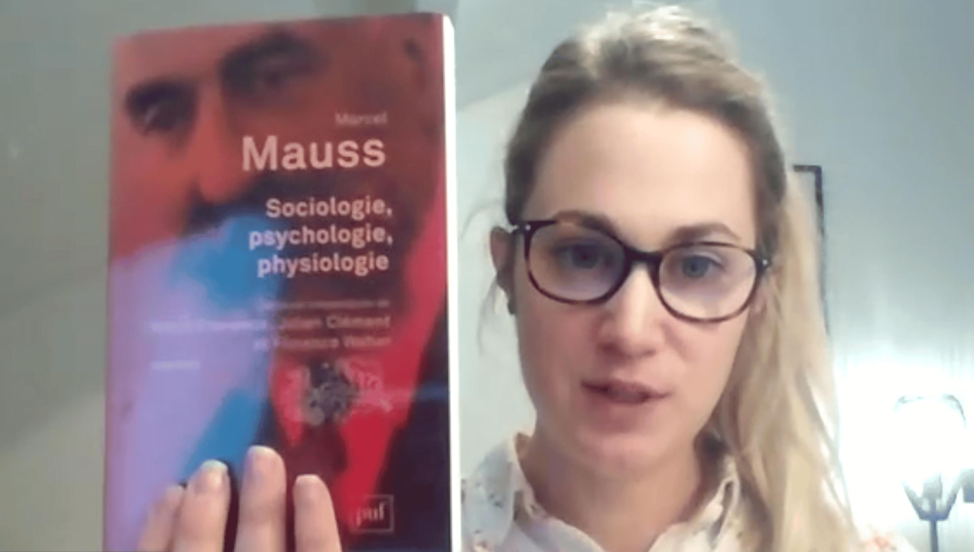 Sociologie psychologie et physiologie, autour de la pensée de Marcel Mauss