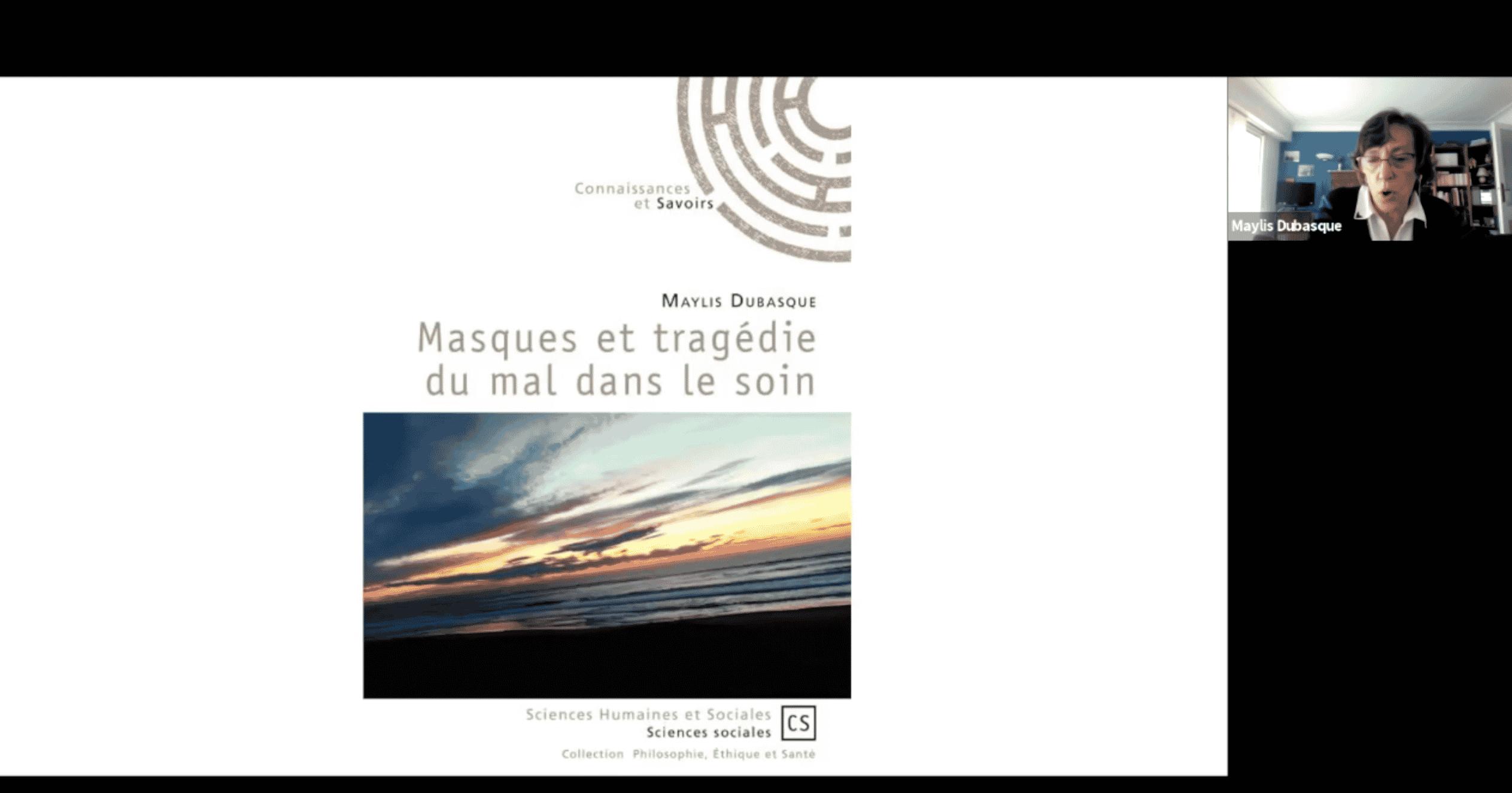 Maylis Dubasque : le mal dans le soin